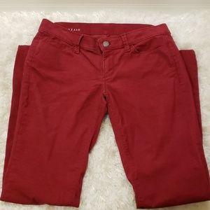 5 for $25 Magenta Ann Taylor Corduroy Pants
